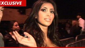 Kim Kardashian -- Never Legally Mrs. Humphries