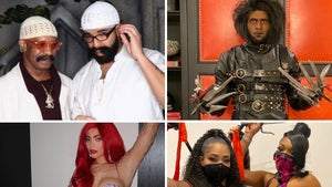 Celebrities Go All-Out for 2019 Halloween Costumes