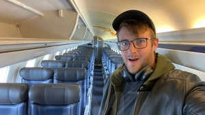 Passenger Boards AA Flight with One Other, Empty Cabins New Normal