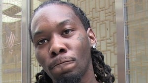 Offset Cuffed Then Released, Cardi's Cousin Arrested After Run-In with Pro-Trump Crowd