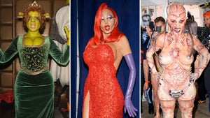 Heidi Klum's Craziest Halloween Costumes Through The Years