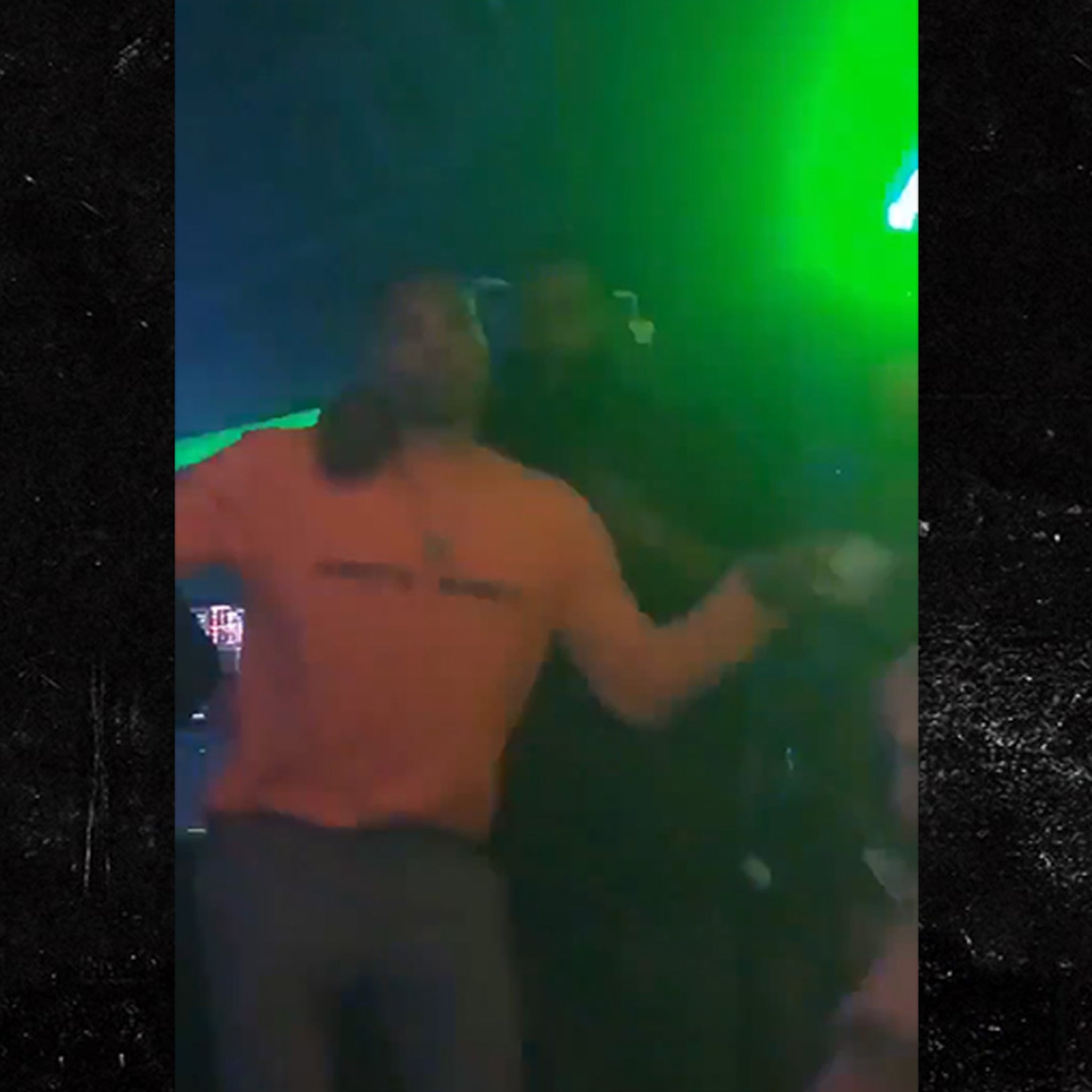 Russell Westbrook and James Harden Dance Together at Drake Concert