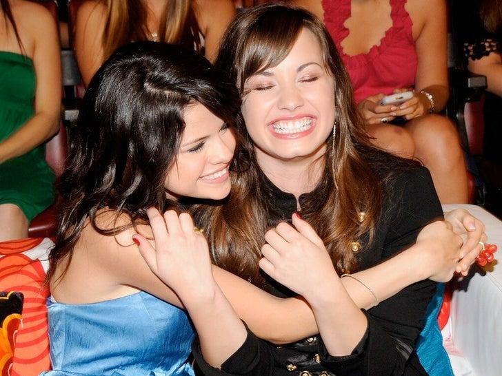 Demi Lovato's Famous Friends