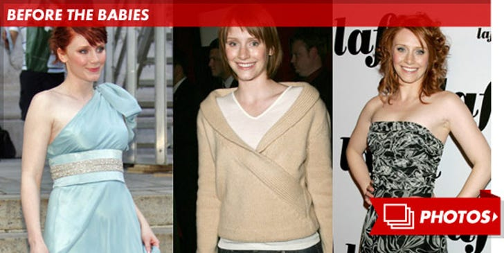 Bryce Dallas Howard -- Before the Babies