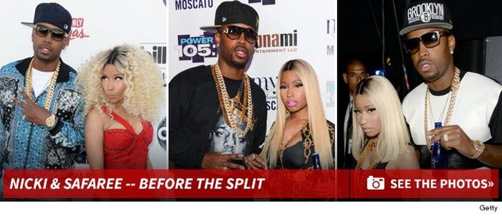 Nicki Minaj & Safaree Together