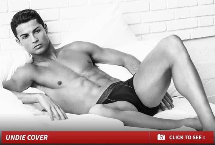 Cristiano Ronaldo -- CR7 Underwear Photos