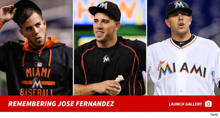 Remembering Jose Fernandez