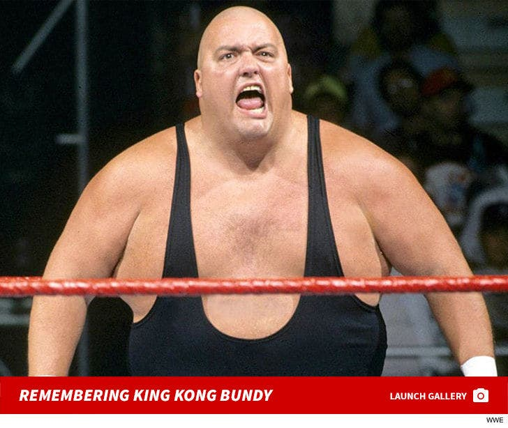 Remembering King Kong Bundy