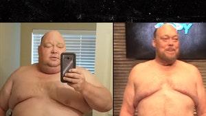 Diamond Dallas Page Helps 475-Pound Man Drop 200 Pounds!