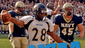 Ex-Kent State Football Player Sues NCAA Over CTE