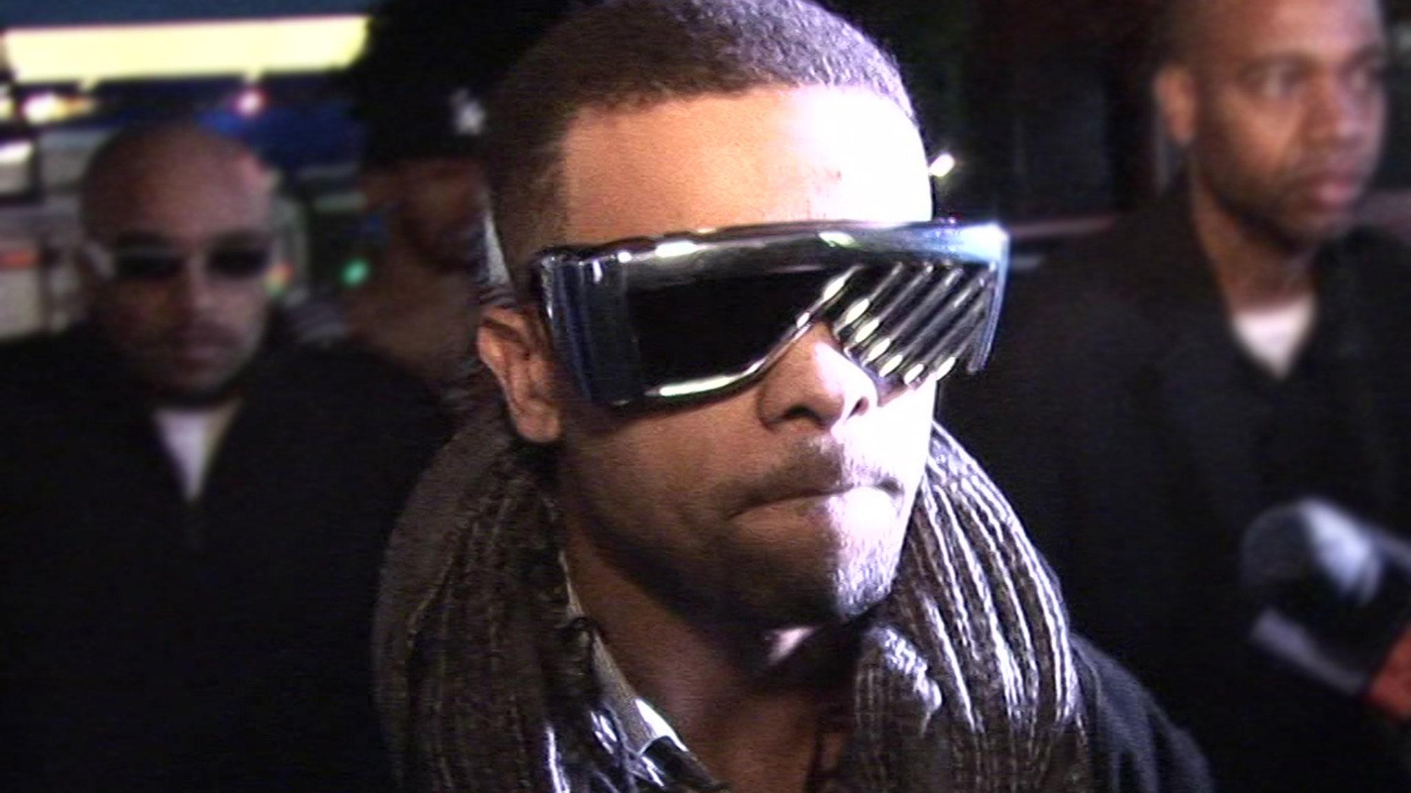 B2K Singer Raz B Arrested for DUI