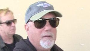 Billy Joel's Long Island Home Broken Into, Burglars Trash Motorcycles