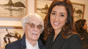 89-Year-Old Bernie Ecclestone Becomes Dad Again, Wife Gives Birth to Son