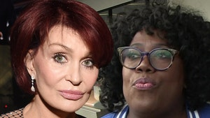 Sharon Osbourne Didn't Watch 'The Talk' Return with Sheryl Underwood