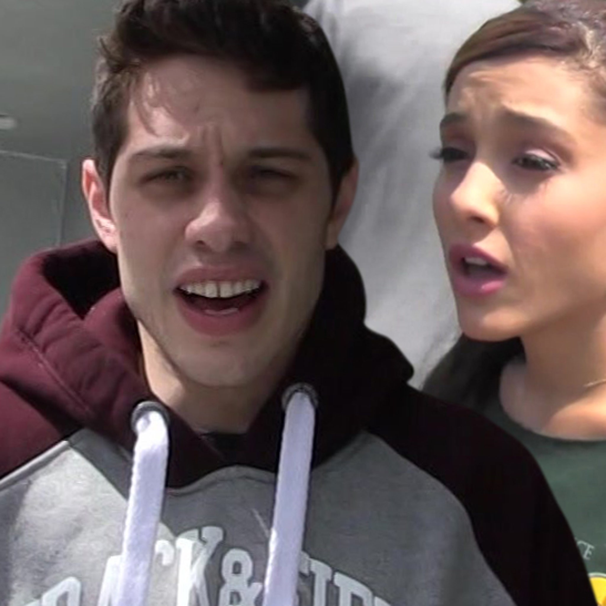 Pete Davidson Refused to See Ariana Grande at 'SNL' After Apparent