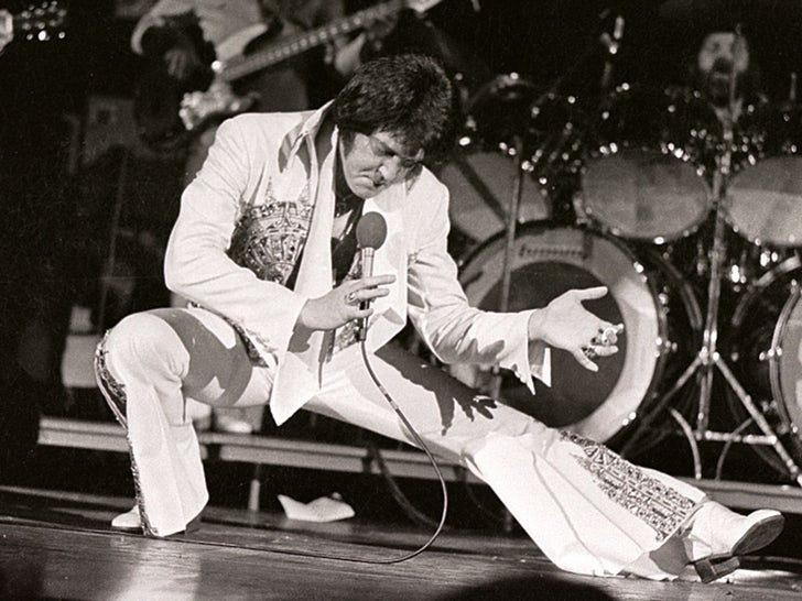 Remembering Elvis Presley
