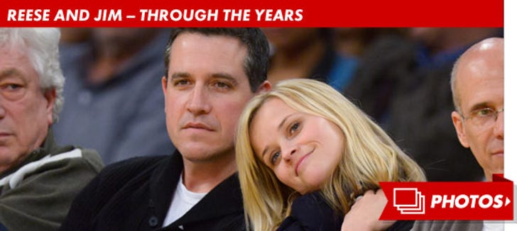 Jim and Reese -- Through The Years