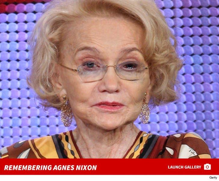 Remembering Agnes Nixon
