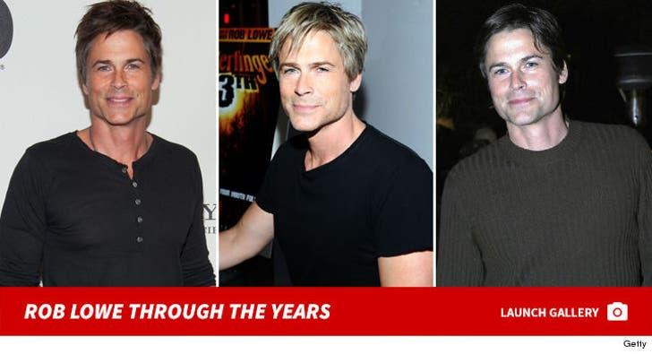 Rob Lowe Through the Years