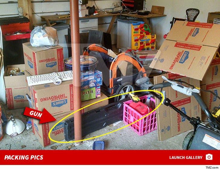 Michael Rotondo's Packing Pics