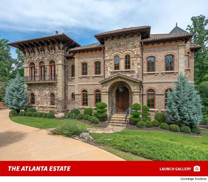 Champ Bailey's Atlanta Estate