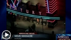 'Dark Knight Rises' Colorado Shooting Spree -- 12 Dead, 59 Injured