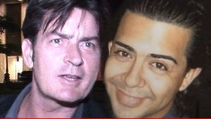 Suspects In Alleged Charlie Sheen Sex Tape Theft WON'T BE CHARGED