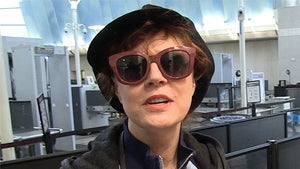 Susan Sarandon Says Parkland Students Have to Do What Trump Never Will
