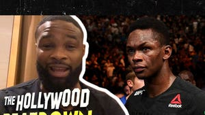 Tyron Woodley Says Conor Doesn't Want Justin Gaethje, 'Punches Too Hard'