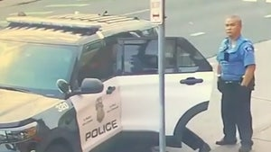 New Video Shows George Floyd Struggling in Back of Cop Car