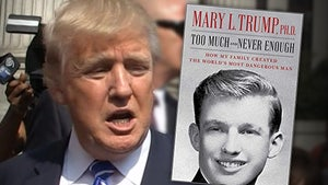 Mary Trump Claims President is SAT Cheater in Book, White House Denies