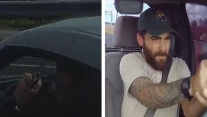 Florida Man Shoots Through His Windshield in Road Rage, Self-Defense