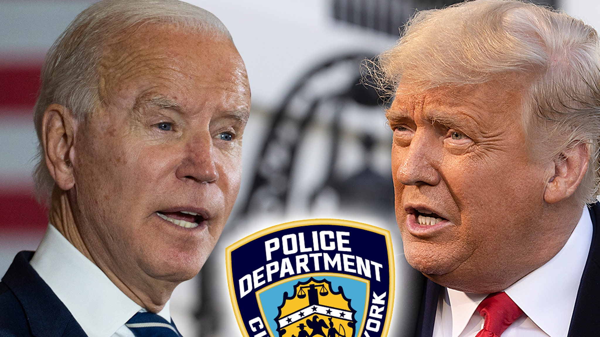 www.tmz.com: NYPD, LAPD Worried About Election Day Protests Turning Violent