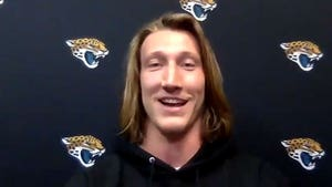 Trevor Lawrence Raves Over New Jags Teammate Tim Tebow, 'He Looks Great!'