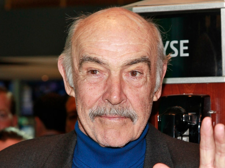 Remembering Sean Connery