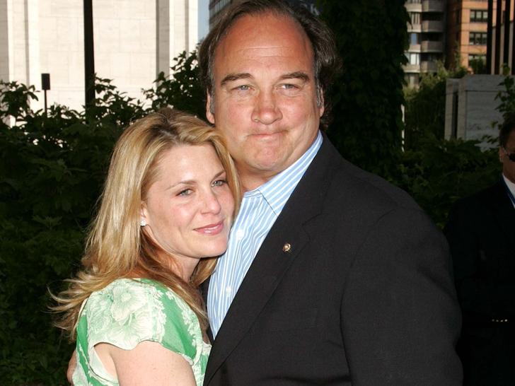 Jim Belushi and Jennifer Sloan Together