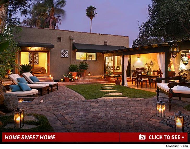 Hilary Duff's Hollywood House