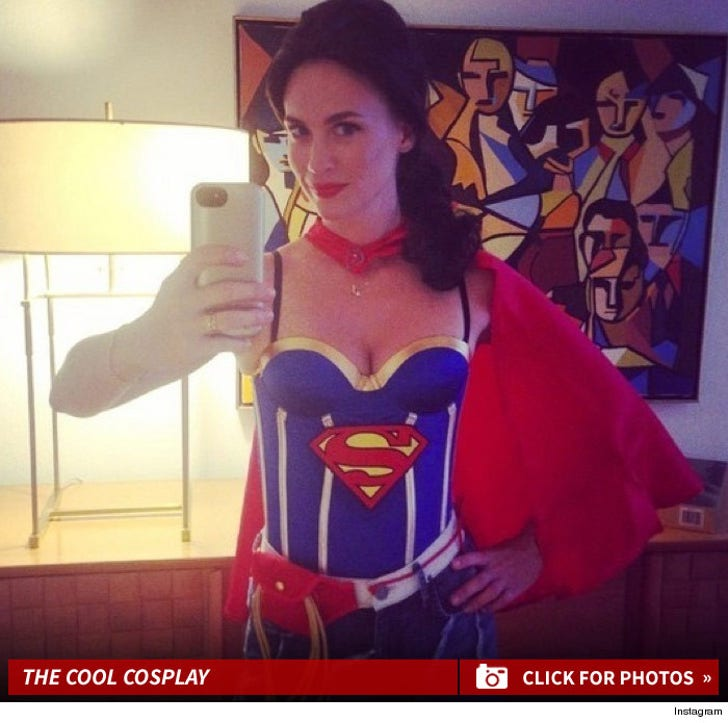 Stars in Comic Costumes -- Geek Out!