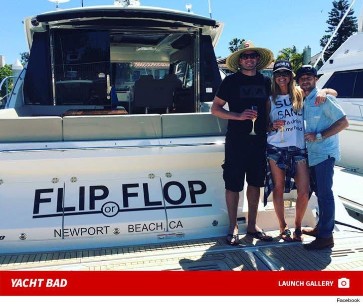 Flip or Flop Yacht