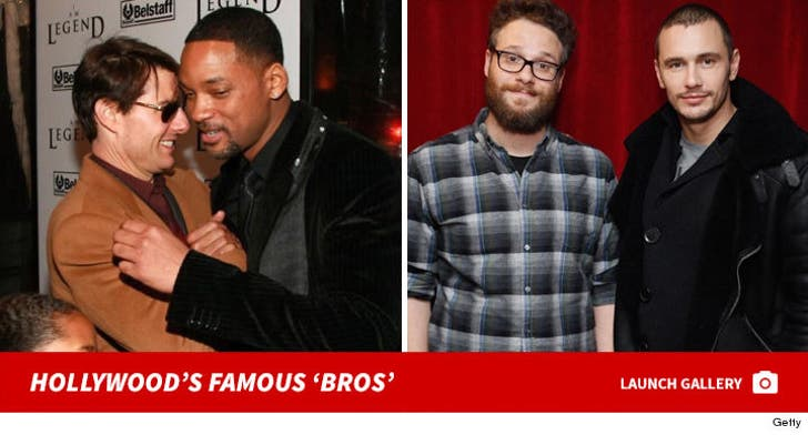 Hollywood's Famous 'Bros'