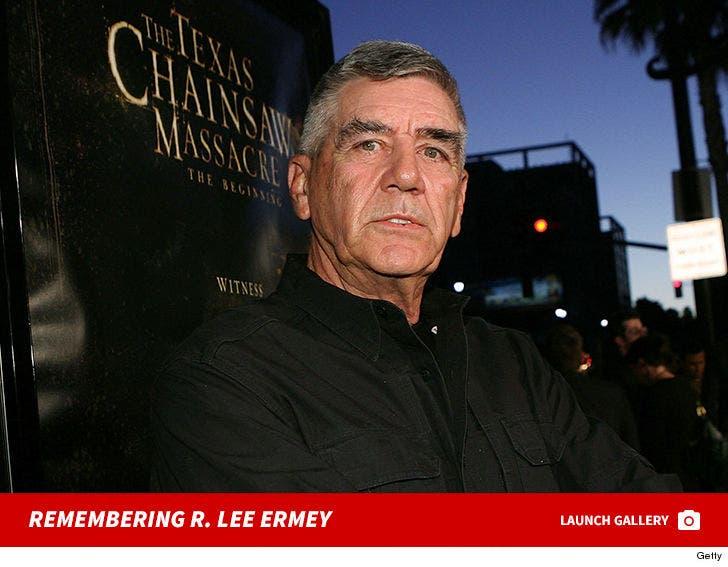 Remembering R. Lee Ermey