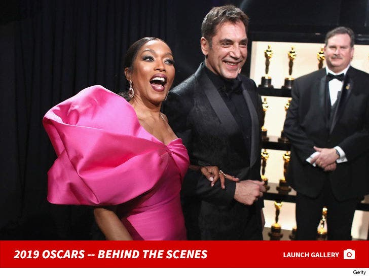 91st Annual Academy Awards -- Behind the Scenes Photos