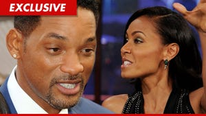 Will Smith and Jada Pinkett Smith -- Marriage Trouble