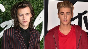 Harry Styles vs. Justin Bieber -- Who'd You Rather?!
