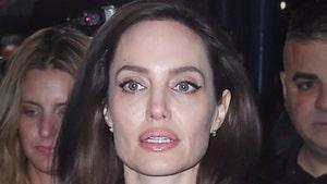 Angelina Jolie Making Divorce So Hostile Her Lawyer is Quitting