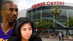 Kobe and Gigi Bryant Memorial for Friends, Family, Players and Others