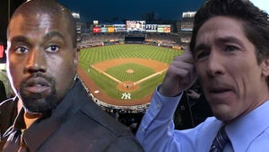 Kanye West, Joel Osteen Yankee Staduim Church Service Postponed