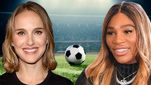 Natalie Portman, Serena Williams Launching Women's Pro Soccer Team In L.A.