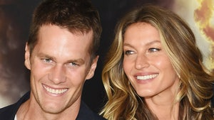 Tom Brady Turns 43, Gets Mushy Birthday Note from Gisele