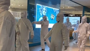 Zombies in Toronto Protest COVID Vaccine